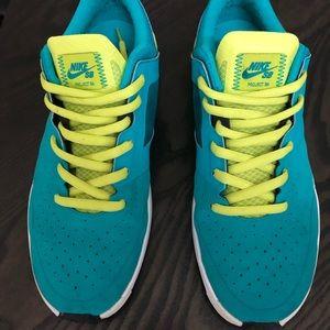 a13344079f91 Nike Shoes - Nike SB Project BA Turbo Green White Rust Factor